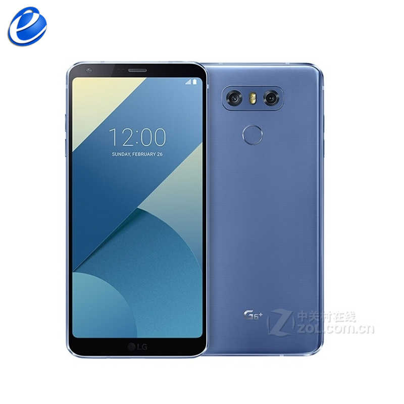 Asli Unlocked LG G6 4G Ram 32G/64 ROM 13MP 5.7 ''4G LTE Ponsel Single SIM H870 H871 H872 H873 VS988 Dual SIM H870DS