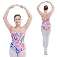 Dancer S Choices Cool Lycra Camisole Dance Leotard Girls Ballet Dancewear Ladies Dancing Costume Practice Bodysuit