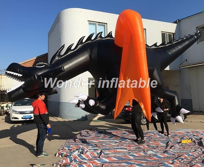 Aufblasbares Tier des heißen aufblasbaren Drachen der - Partyartikel und Dekoration - Foto 2
