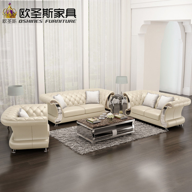 From China Factory Direct Whole Valencia Wedding Italian Leather Pictures Of Sofa Chair Set
