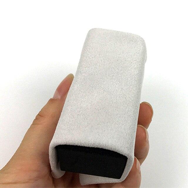 14*14cm 10pcs Big Size Car Coating Microfiber Cloth Ceamic Nano Glass Coating Cloth Crystal Glasscoat Application Clothes