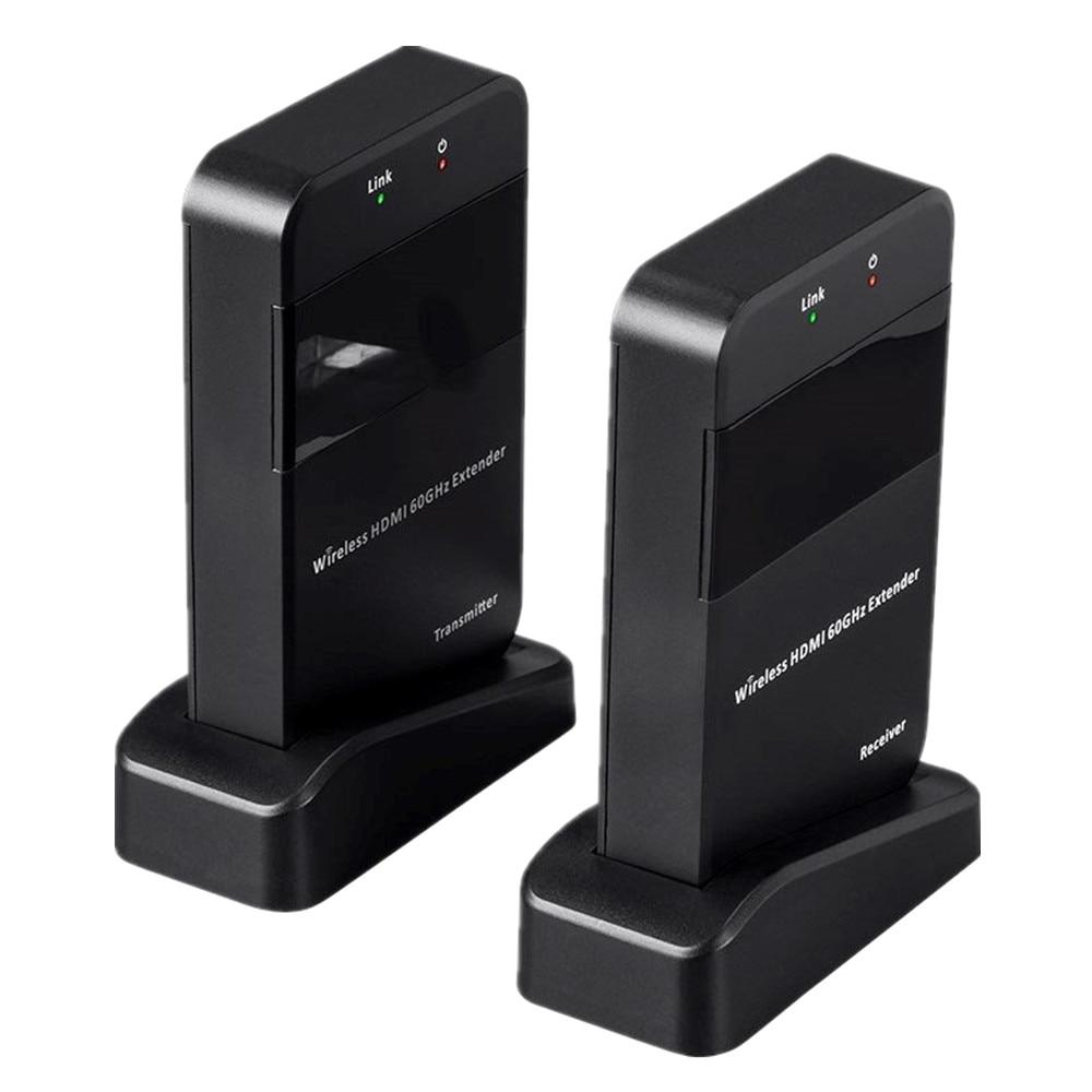 60 GHz WHDI 100ft receptor transmisor HDMI inalámbrico ZY-DT210 HDMI Kit de transmisión de vídeo inalámbrico 1080 P HDMI extensor inalámbrico