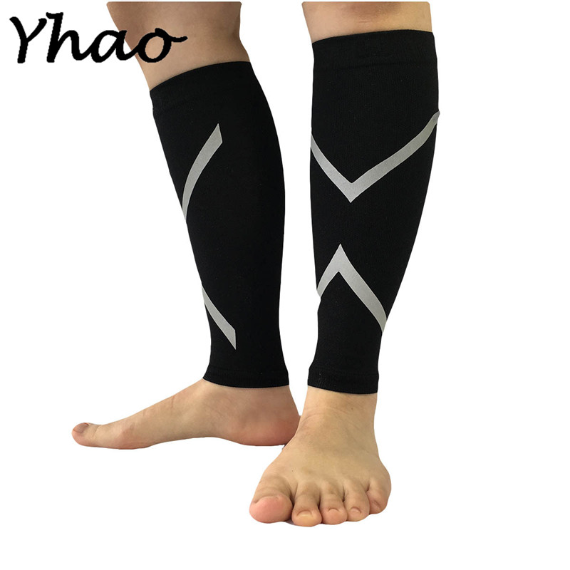 Men & Women Marathon Socks Outdoor Sports Pressure Compression Leggings Protective Elasticity Football Basketball Leggings ...