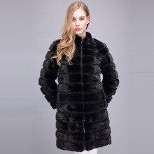 DHL visón Real abrigo de piel Desmontable ropa de cuero genuino mujeres de piel de invierno abrigo de piel de las mujeres natural de piel de visón chaqueta