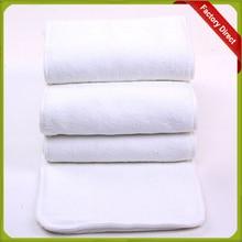 Многоразовые тканевые вкладыши в подгузники легко использовать мягкие дышащие подгузники вкладыши в многоразовые подгузники для взрослых