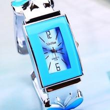 Модные брендовые роскошные часы с браслетом из нержавеющей стали женские часы с браслетом женские часы Relogio Feminino