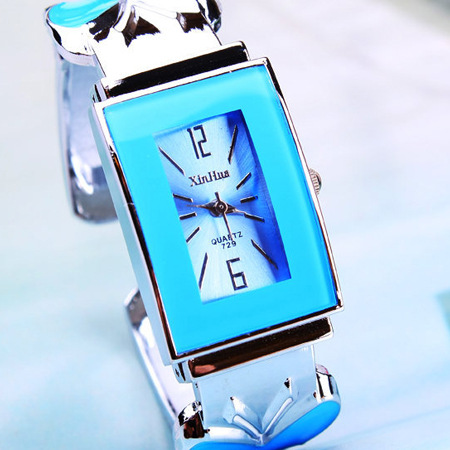 Fashion Brand Luxury Full Stainless Steel Bracelet Watches Women Ladies Bangle Dress Watch Woman Clocks Hour Relogio Feminino