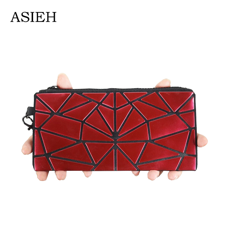 2017 New Ladies Long Wallets fashion PU Leather Zipper Purse Card Holders Clutch Money Bag portemonnee dames portefeuille femme new 2016 fashion women pu leather wallet women wallets famous brands zipper long grid hand bag purse portefeuille femme