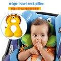 Encosto de Cabeça Do Carro do bebê Travesseiro do bebê Terno para 1-quatro Anos Bebê Crianças Protetor de Cabeça Dormir Pescoço Travesseiro Auto Car Cinto de segurança criança cobrir