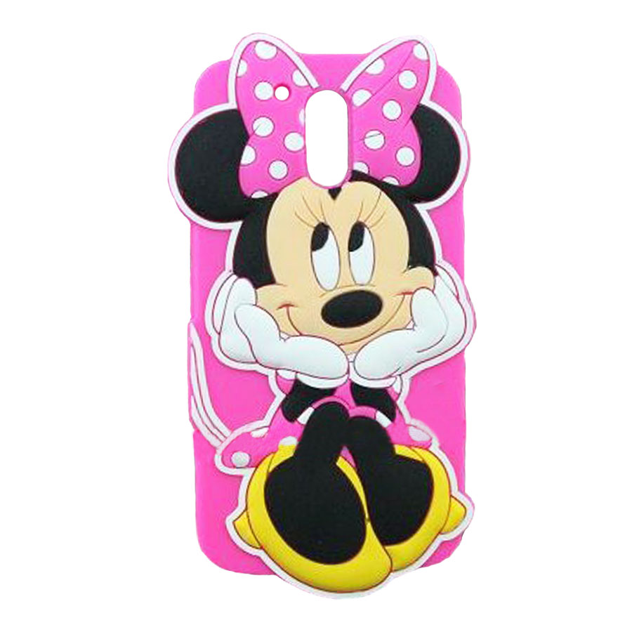 moto 4x case. aliexpress.com : buy for motorola moto g4 / plus case 3d cartoon minnie mouse stitch piglet sulley sully sullivan soft silicone phone cover from reliable 4x