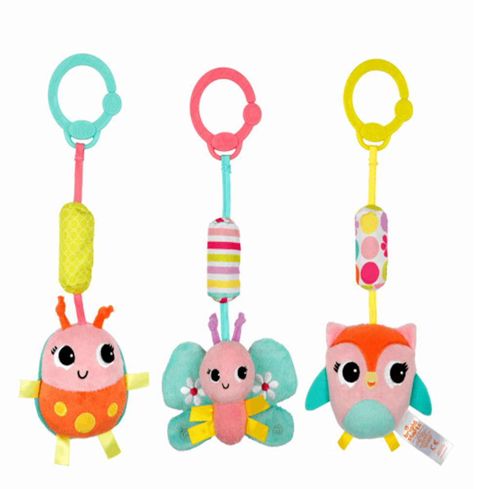 Toys For 0 12 Months : Last stock months baby plush toys cute animal rattle