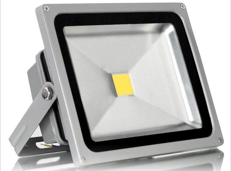 95% OFF 50W LED Flood Light Waterproof IP65 Floodlight Landscape LED outdoor lighting Lighting Lamp Warm/Cold White CE Rohs FCC 65 95 55mm waterproof case