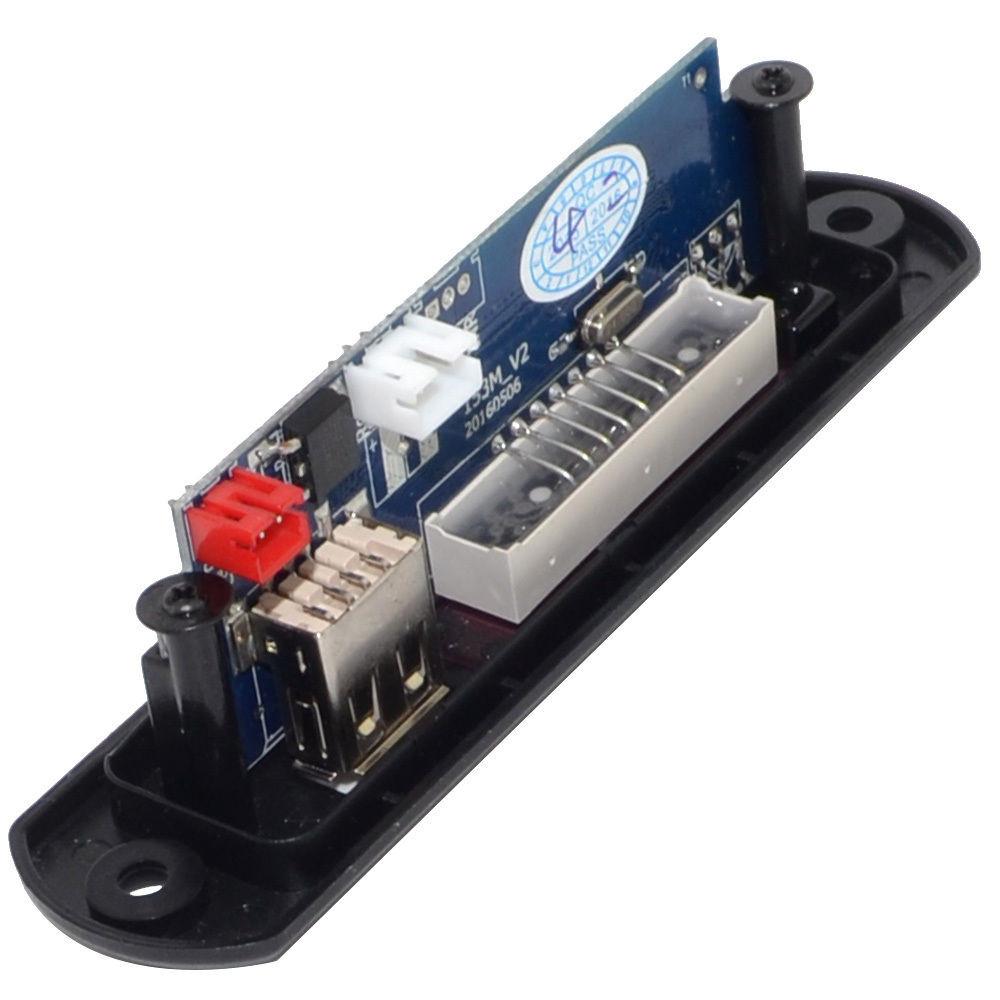Buy E109 Bluetooth Usb Mp3 Fm Sd Linein Decoder Module Digital Player Circuit Board Also Led Light Bar Relay Wiring Diagram X3 X4 X6