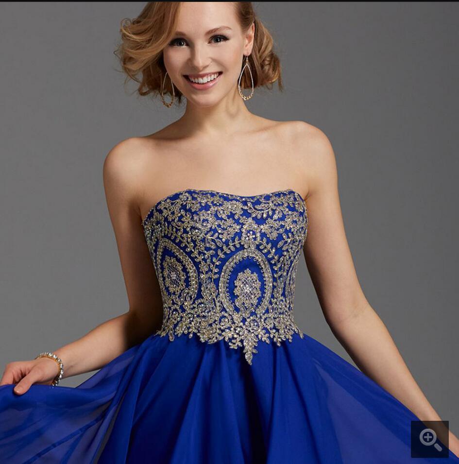 Discount Designer Dresses Cocktail: 2017 Gorgeous Short Little Black Chiffon Lace Appliques