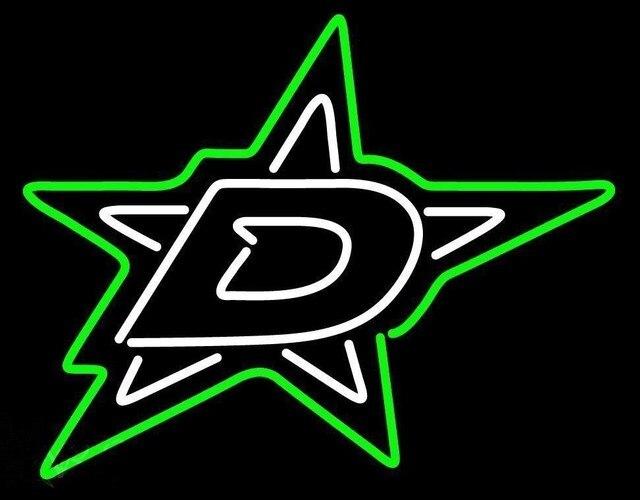 Custom Dallas Stars Neon Light Sign Beer Bar