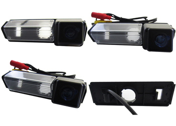 free shipping!!! Car Rear View Parking CCD Camera For Mitsubishi DakarChallengerGrandisNativaPajero Sport image