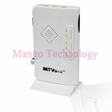 2016 Caja Externa Sintonizador de TV MTV HD LCD CRT VGA PC Externo CAJA Receptor Sintonizador HD Caja 1080PTV AV A VGA Con Mando a distancia