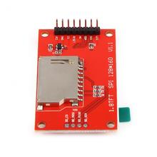 LCD Display 1.8 inch SPI TFT LCD Display Module Universal LCD Controller Display ST7735 128x160 51/AVR/STM32/ARM 8/16 bit lcd display 1 8 inch spi tft lcd display module universal lcd controller display st7735 128x160 51 avr stm32 arm 8 16 bit