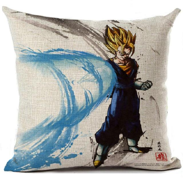 45 x 45CM Dragon Ball Pillow Cover (24 design)