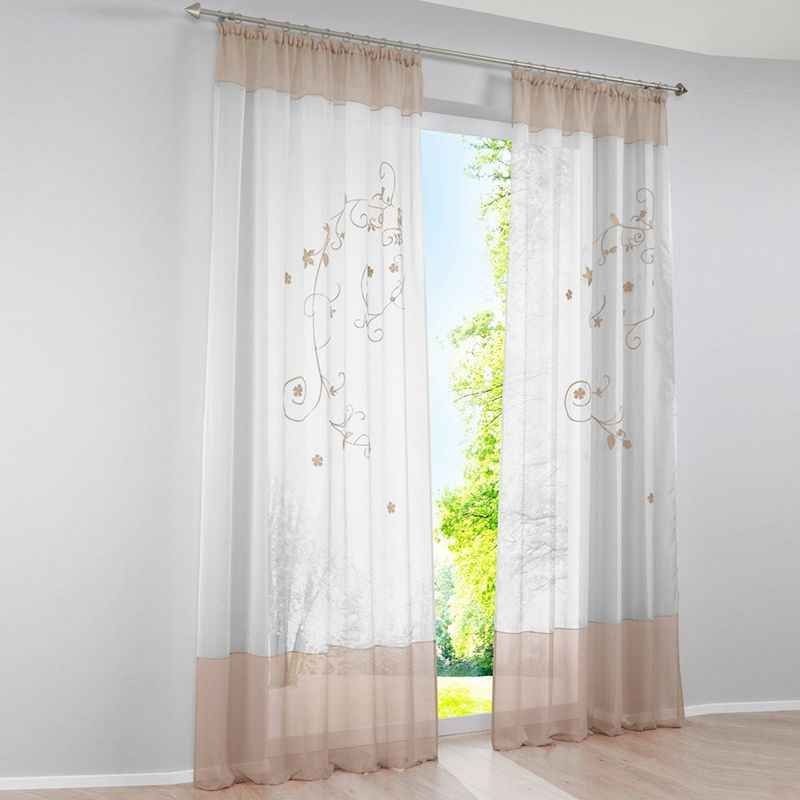 2019 New Multi-sizes Tulle Curtains Window  For Living Room Bedroom Kitchen Modern Window Colorful Treatments Voile Curtains New