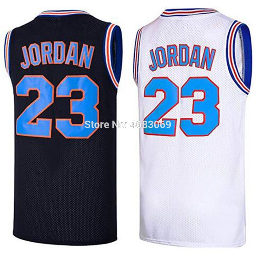 AIFFEE Sports   Tank     Tops   Shirts #23 Your Name JORDAN #1 BUGS BUNNY #10 LOLA Space Jam Jersey Stitched US STOCK