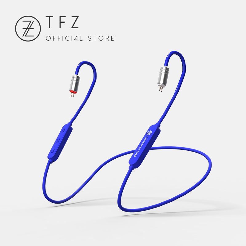The Fragrant Zither / NEW 2018 Wireless Bluetooth Earphone cable, TFZ Sport Bluetooth Earphone Wire with MIC pisen le004 bluetooth earphone