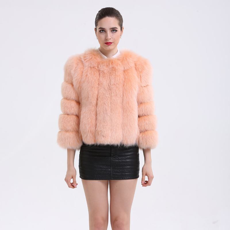 Popular Natural Fur Coats-Buy Cheap Natural Fur Coats lots from ...