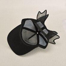 Women Baseball Bow Knot Cap