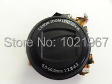 Free Shipping original Digital Camera Accessories for Canon SX120 IS PC1431 lens, zoom lens