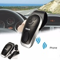 Hot Selling Wireless Bluetooth  DC5 to 6V Version Clip 3.0 USB Cable Car Charger Sun Visor Car Speakerphone