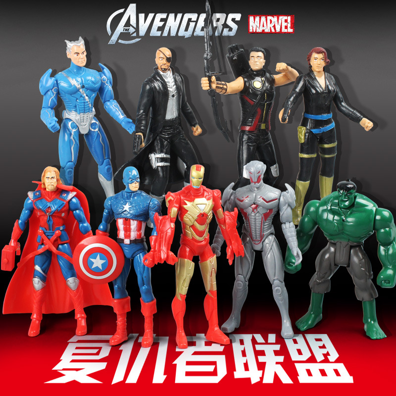 20cm Marvel Avengers Toys Thanos Hulk Buster Spiderman Iron Man Captain America Thor Wolverine Black Panther Action Figure Dolls20cm Marvel Avengers Toys Thanos Hulk Buster Spiderman Iron Man Captain America Thor Wolverine Black Panther Action Figure Dolls