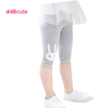 Children Girl leggings print flowers girls pants childrens trousers