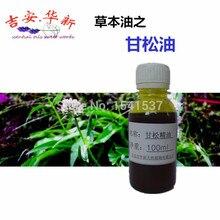 Spikenard oil 100ML genuine pain Qi; spleen stomach