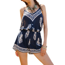 0f1c69f994 Buy leaves print jumpsuits and get free shipping on AliExpress.com