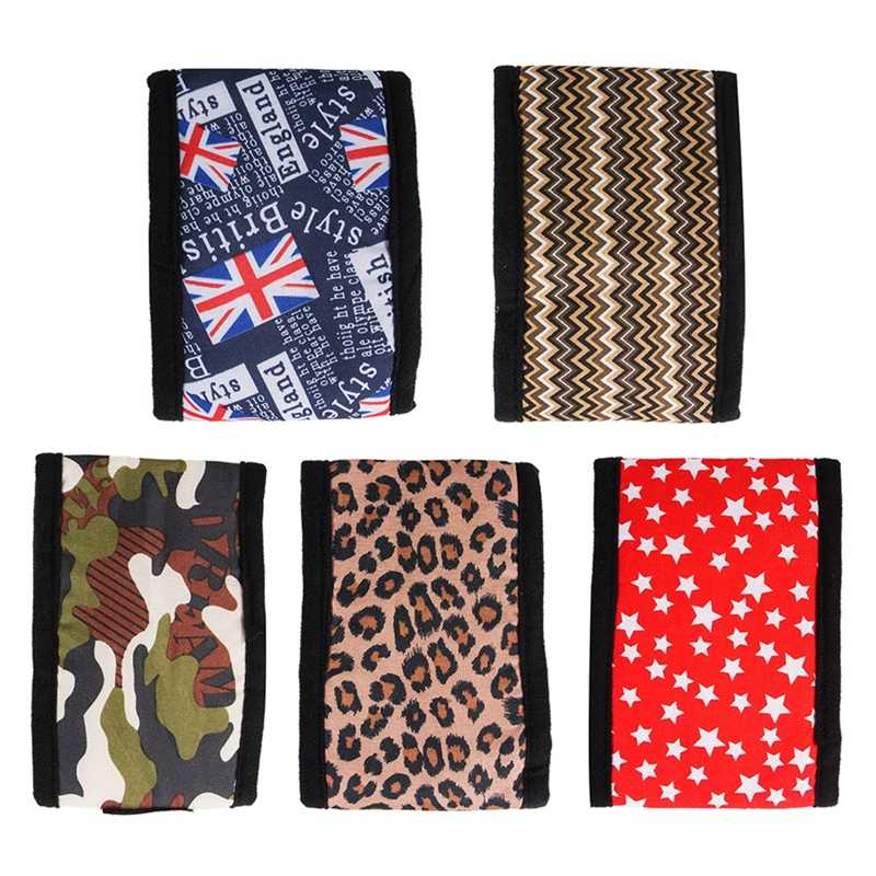 Dog Physiological Pants Leopard/flags Printed Diaper Sanitary Washable Female Dog Shorts Panties Menstruation Underwear Nappies