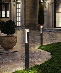 1 шт., 10 Вт, 85-265 в, DC12V, светодиодный ландшафтный светильник, наружная водонепроницаемая лампа для лужайки, украшение для двора, Рождественска...