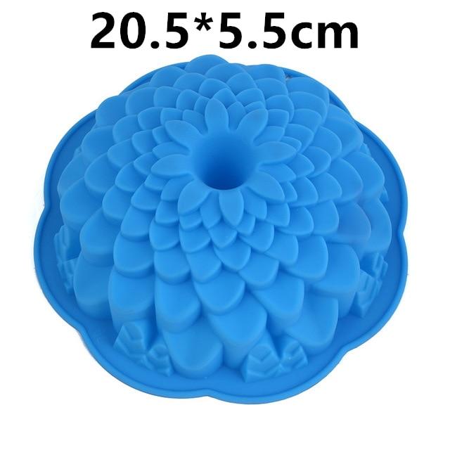 Moules à gâteau en silicone 3D