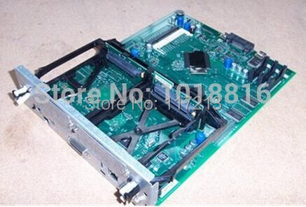 Free shipping 100% test  for HP4700/4700N Formatter Board Q7491-67906 Q7492-67903 printer parts on sale