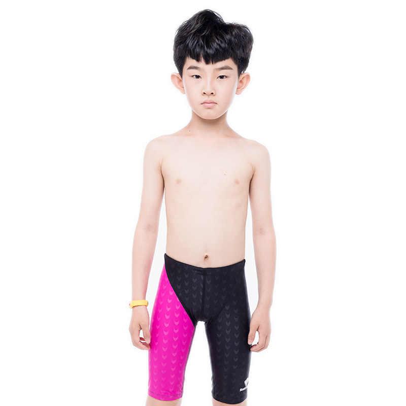 fc519c0417 New Professional Kids Swim Trunks Boys Swimsuit Mens Swim Trunk Boy  Swimming Trunk For Children