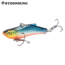 BYDONSUNG 1 Piece Fishing Bait 18g 7cm Synthetic Bait Lead Comfortable Bait Outside Fishing Provides 7 colours