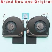 Новинка, оригинальный охладитель для ЦП, GL703 gl703GS, вентилятор постоянного тока 12 В, 0,4 А, 4 контакта