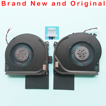 new original cpu cooling fan for ASUS GL703 gl703GS fan cooler DC 12V 0.4A 4PIN