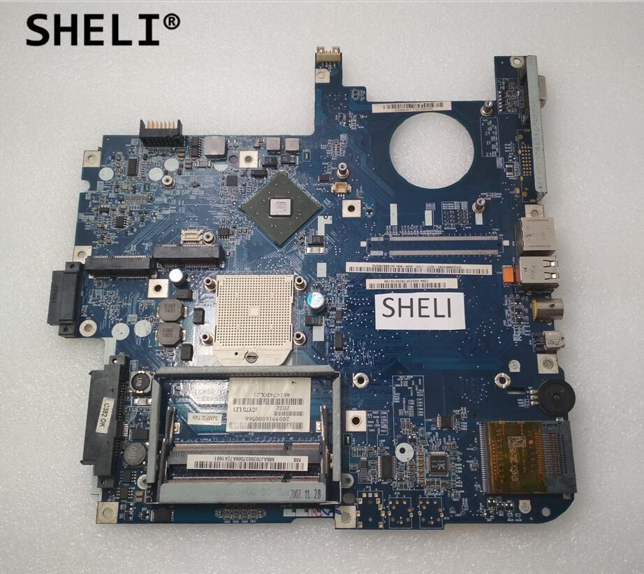 все цены на SHELI For ACER 5520 5520G 5720 Motherboard LA-3581P ICW50 MBAJ702003 онлайн
