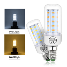 E27 LED Bulb 220V E14 Lamp Corn GU10 Energy saving Light For Home Led Chandelier 3W 5W 7W 12W 15W 18W 20W 25W 240V