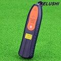 KELUSHI Новый 1-5 км 1 МВт визуальный дефектоскоп SC/FC/ST/LC Волоконно-Оптический кабельный Тестер Проверки