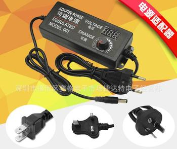 Adjustable Output 9-24V 3A AC/DC Adapter Switching power adapters Variable Power Supply