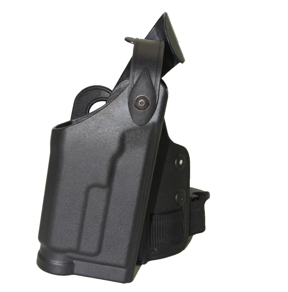 ФОТО Tactical Thigh Holster Ipsc Light Bearing For Hand Gun HK USP Compact Hunting Accessories Airsoft Drop Leg Holsters