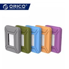 ORICO 3.5 Inch Hard Drive Bags & Cases 3.5 Inch HDD Protective Box / Storage Case(China)