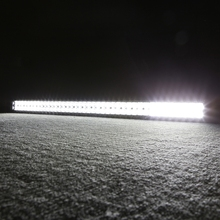 400W 5D Automobile Arc Lamp Vehicle LED Lighting Bar 80pcs x 5W Intense LEDs About 30000 Hours Life Time Cold White 6000K