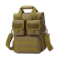 Outdoor Leisure Tactical Shoulder Camouflage Travel Bag Unisex Multi function Large Capacity Military Backpack